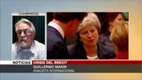 Makin: May no podrá lograr muchas concesiones para su Brexit