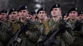 Kosovo aprueba crear un ejército pese al disgusto de la OTAN