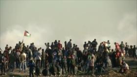 Israel ataca a manifestantes pacíficos de Marcha del Retorno