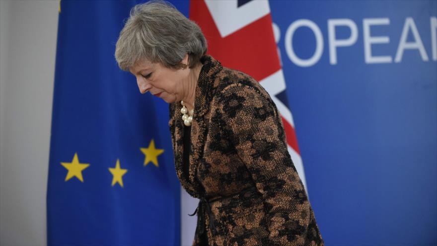 May: habrá más diálogo en los próximos días sobre Brexit