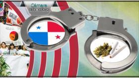 Cámara al Hombro: Panamá, tráfico de estupefacientes y políticas de despenalización