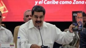 Maduro propone usar el petro para independencia económica de EEUU