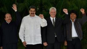ALBA alza la voz en Cuba contra avance de la derecha y EEUU