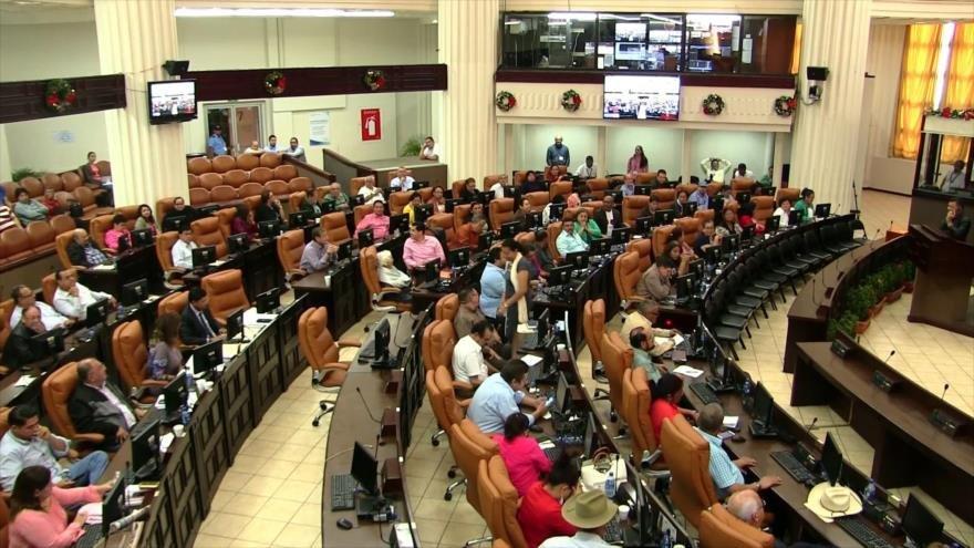 Asamblea Nacional de Nicaragua aprueba presupuesto 2019