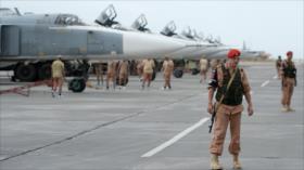 Rusia crea instalación militar cerca de una base de EEUU en Siria