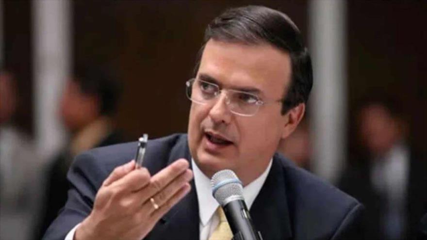 México desmiente diálogo con EEUU sobre muro fronterizo