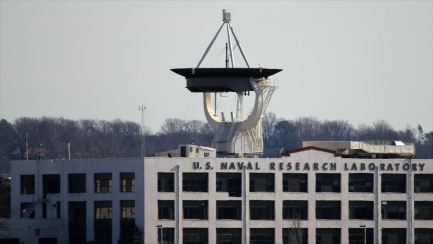 El laboratorio de investigación naval de la Armada de Estados Unidos.