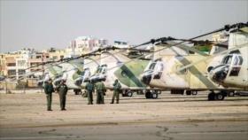 """""""Unidad Aérea del Ejército de Irán cubre todas partes del país"""""""