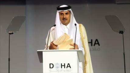 Catar niega un cambio de postura ante países árabes bloqueadores