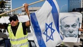 'Netanyahu, sumergido en escándalos, necesita distracciones'