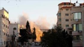 Israel mantiene su política de demolición de casas palestinas
