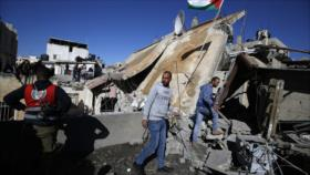 Protesta en Francia. Diálogo con EEUU. Represión israelí
