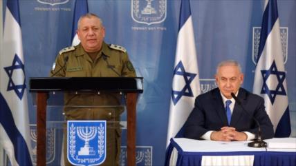 Informe revela viajes secretos de jefe militar israelí a Emiratos