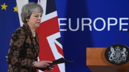 Sondeo: Brexit de May no responde a todos los intereses británicos