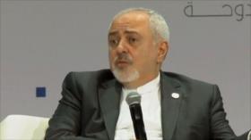 Zarif: No hay ninguna razón para nuevas negociaciones con EEUU
