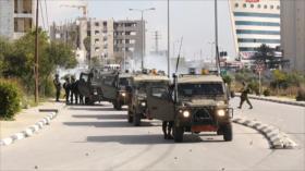 Israel intensifica la represión de los palestinos en Cisjordania