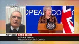 'Un Brexit sin acuerdo generaría incertidumbre en Reino Unido'