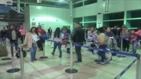 600 venezolanos son repatriados de Ecuador y Perú en un solo día