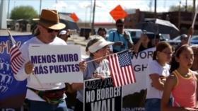 Eliminan ley que castiga a quienes apoyan a inmigrantes en EEUU