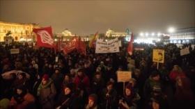 Tregua en Yemen. Cumbre de COP24. Marcha contra derecha en Austria