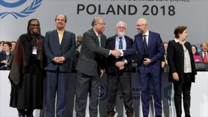 COP24 logra acuerdo contra el cambio climático