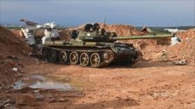 """Siria lanza """"ataques de precisión"""" contra Frente Al-Nusra en Hama"""