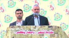 Resistencia de los palestinos. Caso Khashoggi. Sánchez y Cataluña