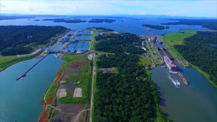 Informe coloca en situación de riesgo al Canal de Panamá