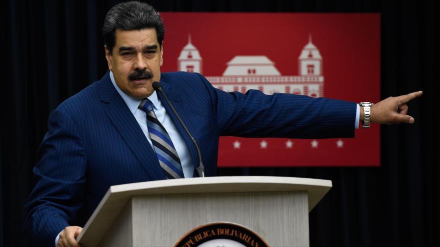 Caracas: Maduro fue quien rechazó asistir a investidura de Bolsonaro