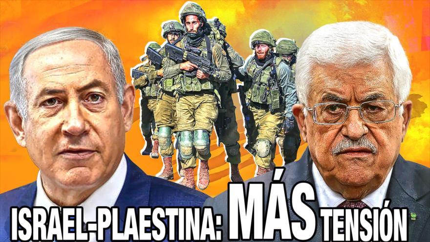 Detrás de la Razón: Israel y Palestina ¿ Al borde de una Intifada?
