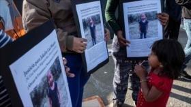 Migrantes centroamericanos denuncian muerte de niña guatemalteca