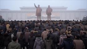 Norcoreanos conmemoran aniversario de la muerte de Kim Jong-il