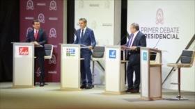 Sanciones de EEUU. Brexit sin salida. Debate en El Salvador