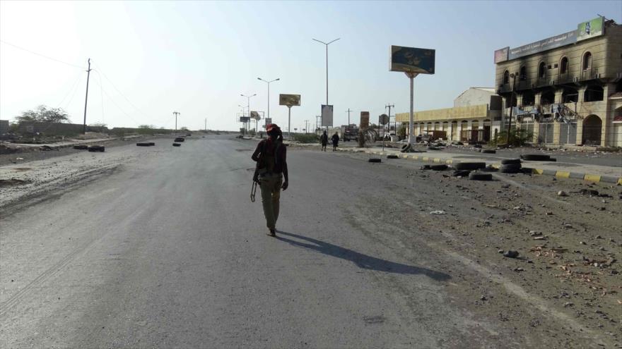 Tregua en el puerto yemení de Al-Hudayda entra en vigor el martes