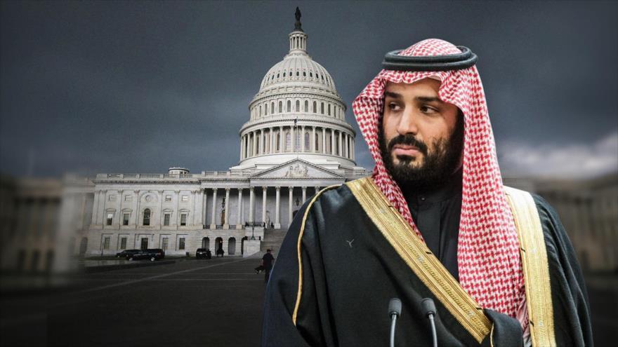 Disgusto de Riad por el varapalo del Senado de EEUU