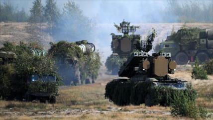 """""""S-300 han forzado a coalición de EEUU a reducir ataques en Siria"""""""
