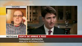 Moragón: Canadá presiona a Riad para sacar del poder a Bin Salman