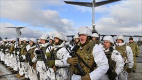 "Rusia amenaza con ""dura respuesta"" a posible provocación de Kiev"