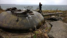 Rusia desplegará más tropas en islas en disputa con Japón