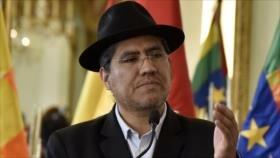 Bolivia a EEUU: No aceptamos la intervención de otros países