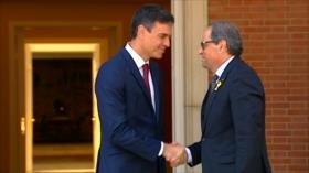 ¿Habrá un cara a cara entre Sánchez y Torra en Barcelona?