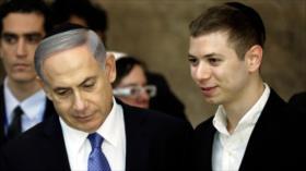 Facebook se limita a bloquear por 24 horas a hijo de Netanyahu
