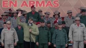 Maduro acusa a Duque de dirigir contra Venezuela planes de EEUU