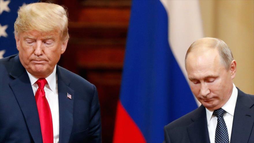 Moscú: Sea quien sea jefe de Casa Blanca, EEUU verá en Rusia a su rival