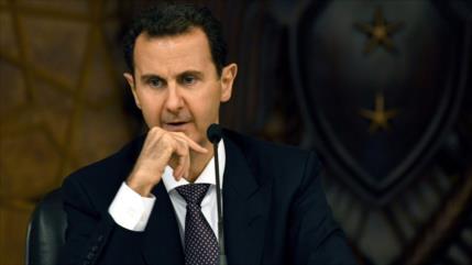 """EEUU se retracta de querer """"deshacerse"""" de Bashar al-Asad"""