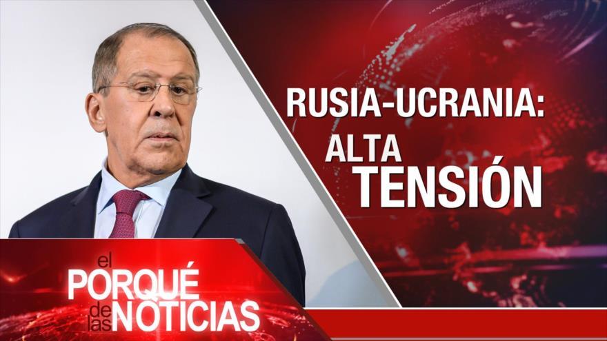 El Porqué de las Noticias: Tregua en Yemen. Rusia vs Ucrania. Paz navideña en Colombia