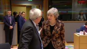 Nueva moción de censura de la oposición contra Theresa May