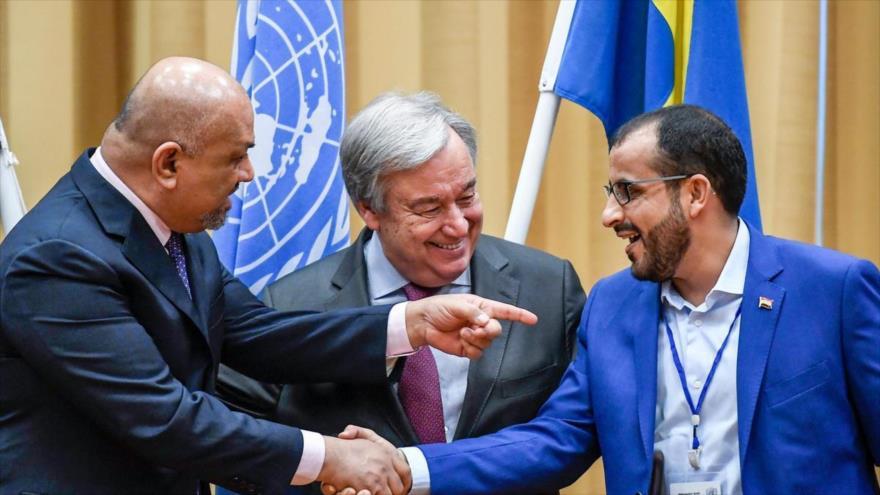 Vídeo: ¿A quién beneficiaron los diálogos sobre la paz en Yemen?