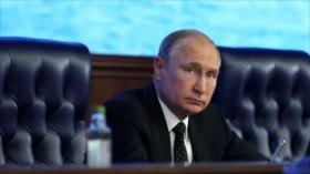 Putin llama a reforzar la capacidad defensiva de Rusia