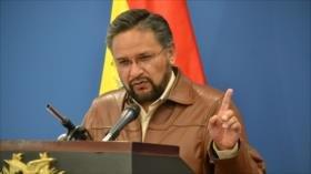 Bolivia: No admitimos que EEUU dicte las reglas en el país